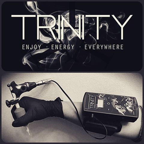 Trinity Power Supply Set