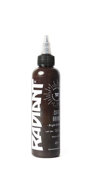 Radiant Colors - Coffee brown 30ml