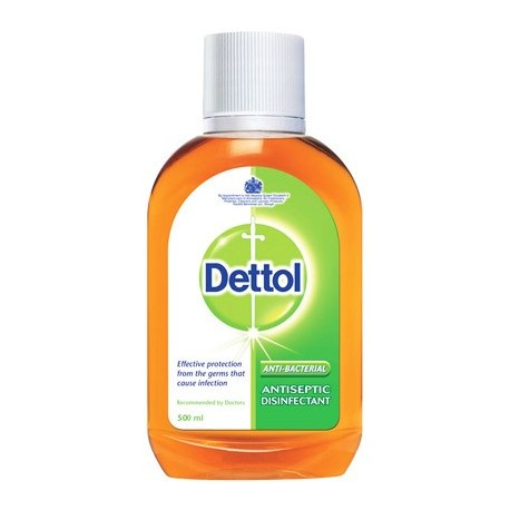 DETTOL antibacterial soap 500ml