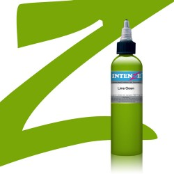 INTENZE INK – LIME GREEN ml.30
